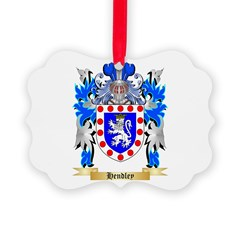 Hendley Ornament