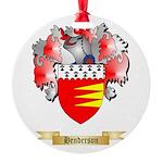 Henderson Round Ornament