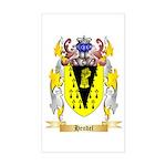 Hendel Sticker (Rectangle)