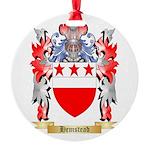 Hemstead Round Ornament