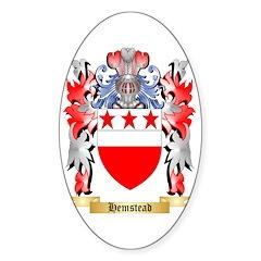Hemstead Sticker (Oval 10 pk)