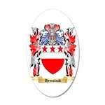 Hemstead 20x12 Oval Wall Decal