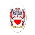Hemstead 35x21 Oval Wall Decal