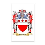 Hemstead 20x12 Wall Decal