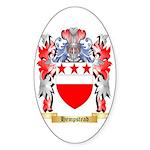 Hempstead Sticker (Oval 50 pk)