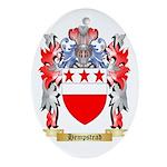 Hempstead Ornament (Oval)