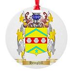 Hemphill Round Ornament