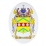 Hemphill Ornament (Oval)