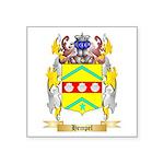 Hempel Square Sticker 3