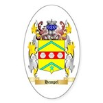 Hempel Sticker (Oval)