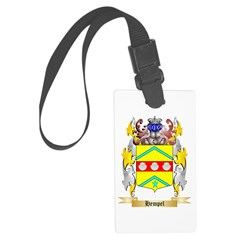 Hempel Luggage Tag