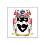 Hemmingway Square Sticker 3