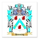 Hemming Square Car Magnet 3