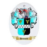 Hemmett Ornament (Oval)