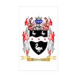 Hemmaway Sticker (Rectangle 50 pk)