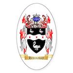 Hemmaway Sticker (Oval 10 pk)