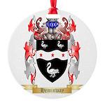 Heminway Round Ornament