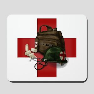 Army Cross Mousepad