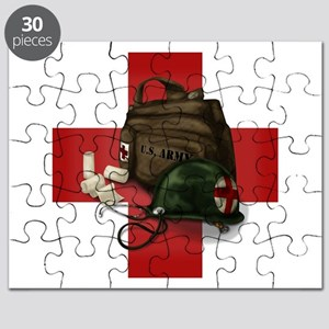 Army Cross Puzzle