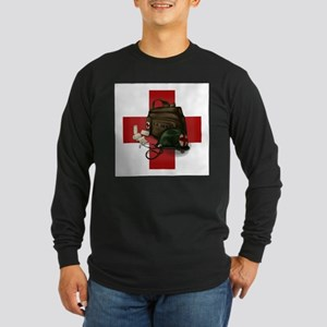 Army Cross Long Sleeve T-Shirt