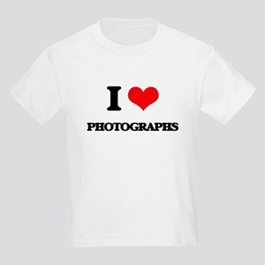 I Love Photographs T-Shirt