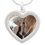 Borzoi Puppy Love Necklaces