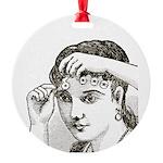 hairbob Ornament