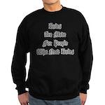 Rules Sweatshirt (dark)