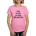 Rules Women's Dark T-Shirt