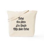 Rules Tote Bag