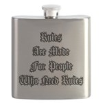 Rules Flask