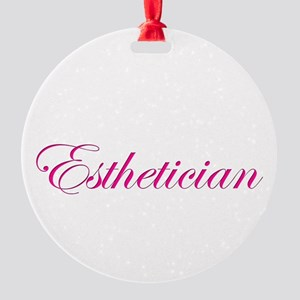 esthetician1 Ornament