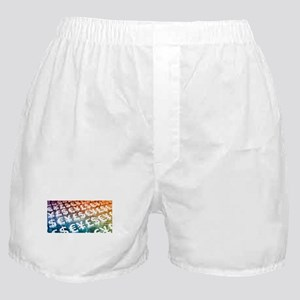 Financial System Boxer Shorts