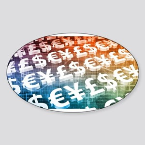 Financial System Sticker