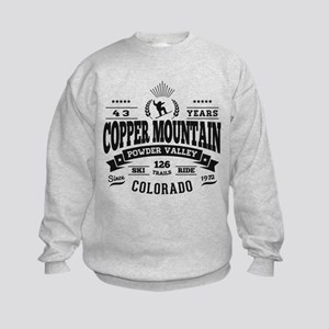 Copper Mtn Vintage Kids Sweatshirt