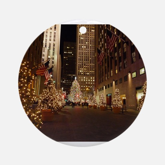 nyc1 Ornament (Round)