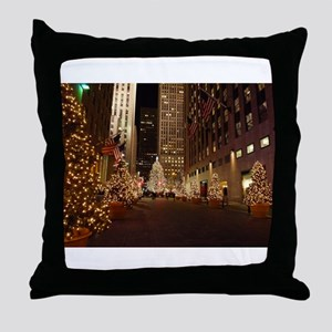nyc1 Throw Pillow