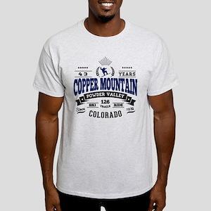 Copper Mtn Vintage Light T-Shirt