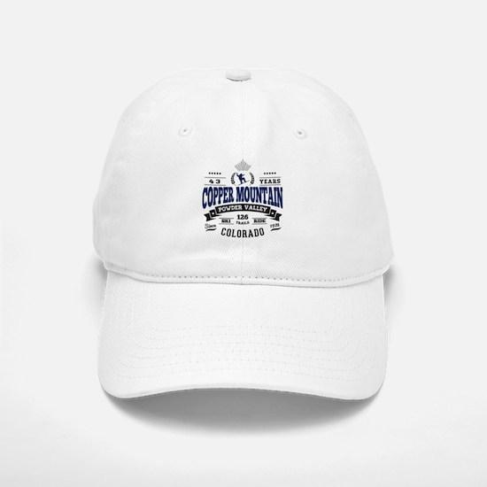 Copper Mtn Vintage Baseball Baseball Cap