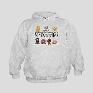 Mcdoodles Kids Hoodie