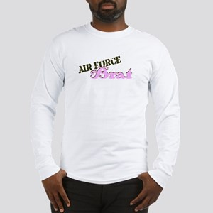 AF Brat pink/brown Long Sleeve T-Shirt
