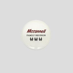 Mcconnell Family Reunion Mini Button