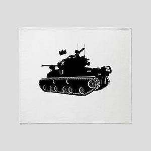 Tank Throw Blanket