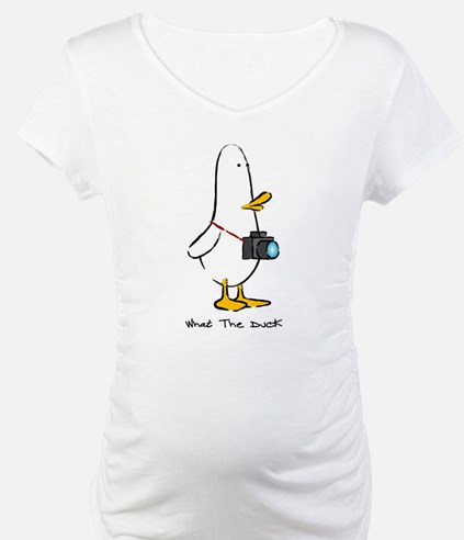What the Duck: 1 of 4 Charact Shirt