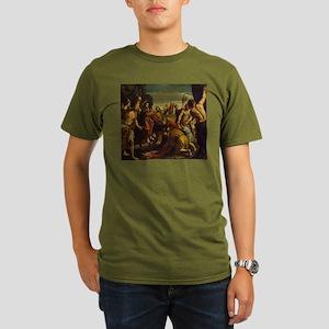 Savior Men s Organic Classic T-Shirts - CafePress fd5183ebc