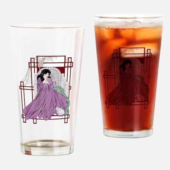 Arachne Drinking Glass