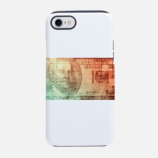 Financial Planning iPhone 7 Tough Case