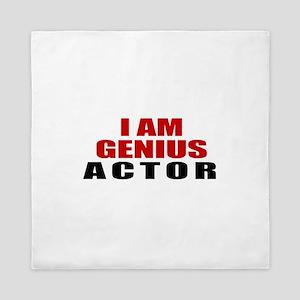 I Am Genius Actor Queen Duvet