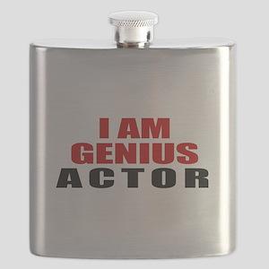 I Am Genius Actor Flask