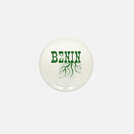 Benin Roots Mini Button